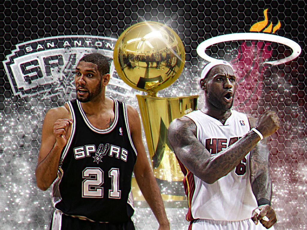 N.b.a. Finals preview: Miami Heat v. S.A. Spurs! – B ...