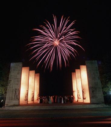 VT fireworks