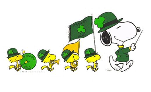snopty st Patricks Day