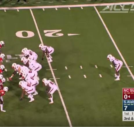 Whole lot to this running game!
