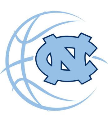 UNC Basketball logo 4