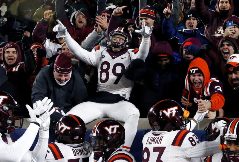 VT is #1!