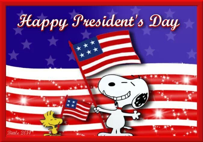 snoopy prez day
