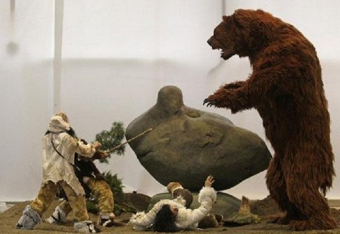 Dino Bear FIGHT